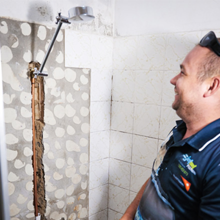Leaking Shower Southport